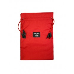 Mister B Toy Bag Red Small borsa custodia per conservare dildo e sex toys