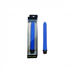 Sport Fucker Locker Room Hose (6 inch) Small Anal Irrigator Blue doccino 15,24 cm. irrigatore anale silicone