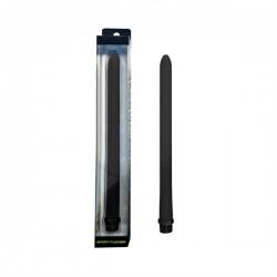 Sport Fucker Locker Room Hose (12 inch) Large Black doccino 30,48 cm. irrigatore anale silicone