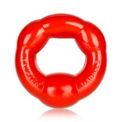 Oxballs Thruster Cockring Red estensibile