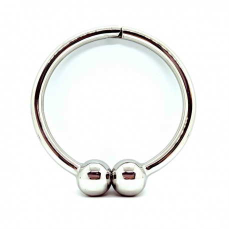 Black Label Stainless Steel Barbell Collar With Magnet Closer 16 cm. collare in acciaio inox con chiusura magnetica