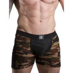 GBGB Briar Camo Boxer Underwear Camo Brown slip