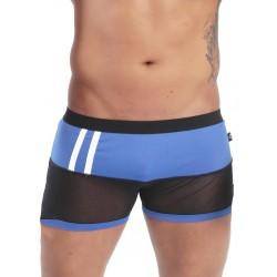 GBGB William Boxer Short Underwear Blue calzoncini