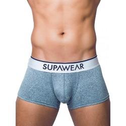 Supawear Hero Trunk Underwear Dark Grey boxer calzoncini