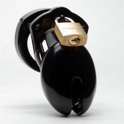 CB-X CB-6000S Chastity Cage Black gabbia di castità per il pene