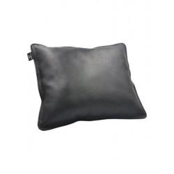 Mister B Sling Pillow Black Black cuscino per sling in pelle con bordino nero