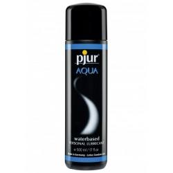 PJUR Aqua 250 ml. lubrificante intimo base acquosa