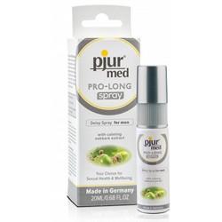Pjur Med Pro-long Spray 20 Ml. ritardante sessuale intimo spray maschile