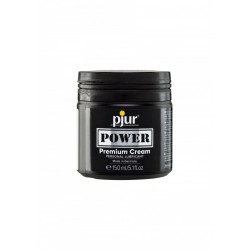 Pjur Power Cream 150 ml. lubrificante crema gel intimo base di silicone