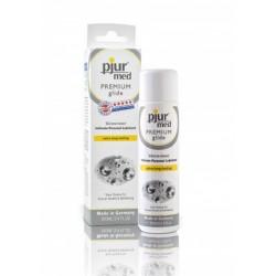 Pjur Med Premium Glide Sb 100 Ml. lubrificante intimo a base di silicone intensifica più a lungo il rapporto sessuale