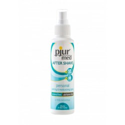 Pjur Med After Shave 100 Ml spray per dopo la rasatura delle zone intime rilassa e nutre la pelle