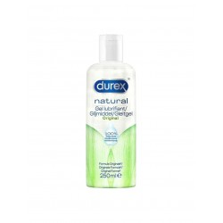 DUREX Natural Gel 250 ml. Lubrificante Gel lubrificante a base acquosa