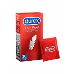 DUREX Thin Feel Thin 10 pz. profilattici preservativi 52 mm. sottili