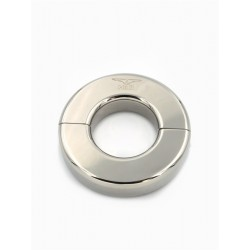 Mister B Stainless Ball Stretcher 15 High 34 Hole ballstretcher in acciaio inox pesante