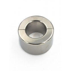 Mister B Stainless Ball Stretcher 40 High 34 Hole ballstretcher in acciaio inox pesante