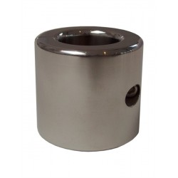 Mister B Stainless Ball Stretcher 60 High 36 Hole ballstretcher in acciaio inox pesante
