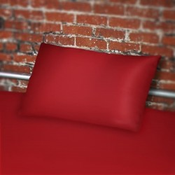 Sheets of SF Pillow case Red federa per cuscino in gomma 70 x 45 cm
