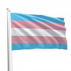 Transgender Pride Flag 90 x 150 cm bandiera transessuale pride
