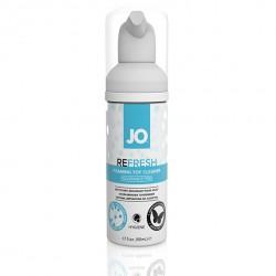 System JO - Refresh Foaming Toy Cleaner 50 ml. igienizzante per sex toys
