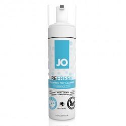 System JO - Refresh Foaming Toy Cleaner 207 ml. igienizzante per sex toys