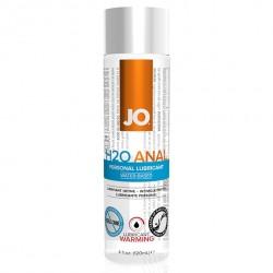 System JO - Anal H2O Lubricant Warming 120 ml lubrificante a base acquosa riscaldante