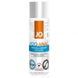 System JO - Anal H2O Lubricant Warming 60 ml lubrificante anale riscaldante a base acquosa