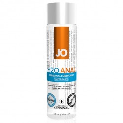 System JO - Anal H2O Lubricant 120 ml lubrificante anale a base acquosa