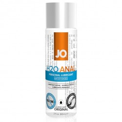 System JO - Anal H2O Lubricant 60 ml lubrificante anale a base acquosa