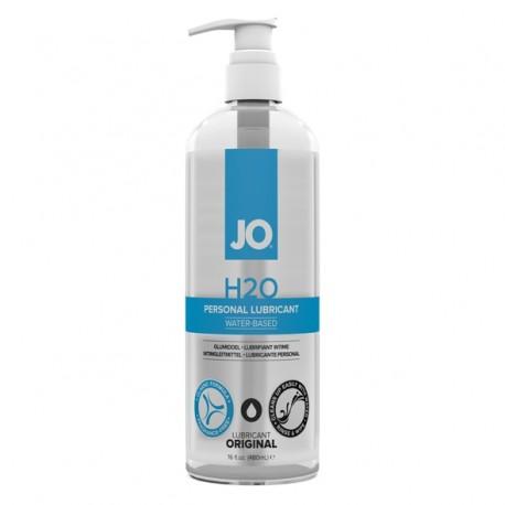 System JO - H2O Lubricant 480 ml lubrificante a base acquosa