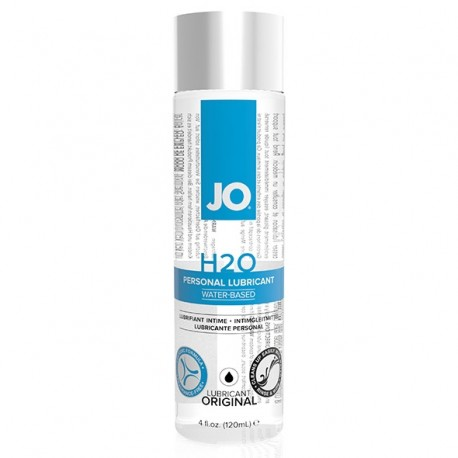 System JO - H2O Lubricant 240 ml lubrificante a base acquosa
