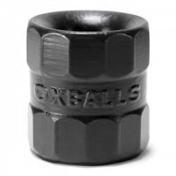 Oxballs Bullballs-2 Ball Stretcher Black per testicoli grandi