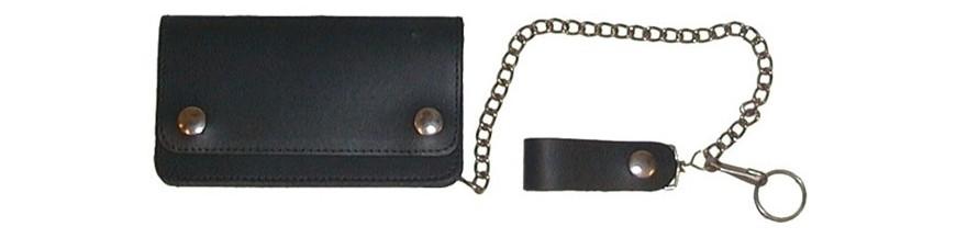 portafogli leather pelle
