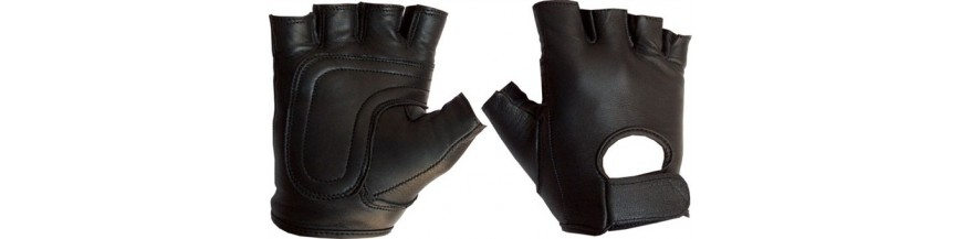 guanti leather pelle