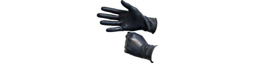 guanti rubber latex e neoprene