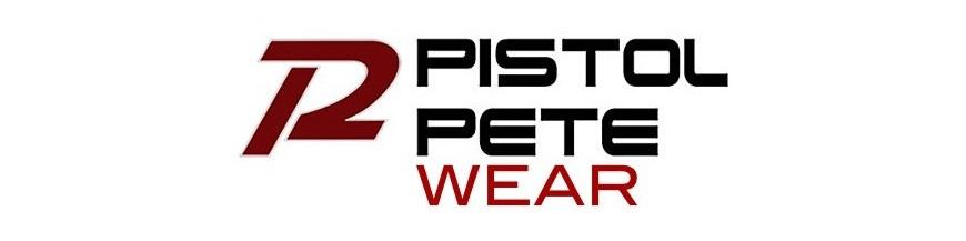 Pistol Pete wear