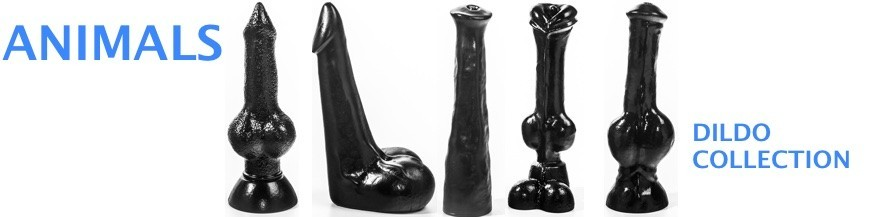Animals Dildo Collection