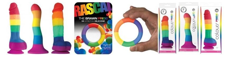 sex toys rainbow gay pride